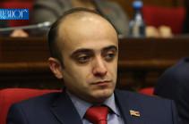 Propaganda machine operated on highest level: Bright Armenia deputy