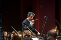 Մալթայի ֆիլհարմոնիկ նվագախումբը Սերգեյ Սմբատյանի ղեկավարությամբ կներկայացնի «Ռուսական հնչյուններ» խորագրով համերգային ծրագիրը