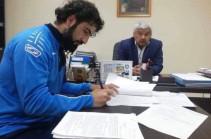 Լևոն Ղասաբօղլյանը` ղազախական «Ontustik» ակադեմիայի գլխավոր մարզիչ
