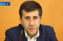 Правозащитник Рубен Меликян формирует состоящий из юристов штаб «Нет»