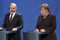 Армяно-германские отношения находятся на самом высоком уровне – Никол Пашинян (Видео)