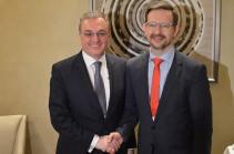 Armenia's, FM, OSCE Secretary General discuss Karabakh conflict peace process
