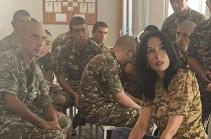 Էդ ո՞նց է լինում, որ որևէ բարձրաստիճան զինվորական պատասխանատվության աթոռին չէ. Զոհրաբյան