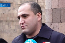 Это явное политическое преследование в отношении меня – Нарек Самсонян