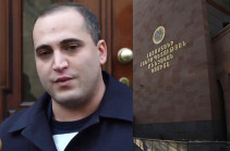 Narek Samsonyan charged with false denunciation, released on signature bond