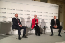 Territories and security: Armenian, Azerbaijani leaders discuss NK conflict in Munich