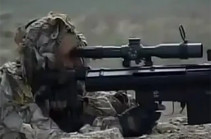 Azerbaijani soldier killed on February 15 was sniper taken to frontline to implement military task