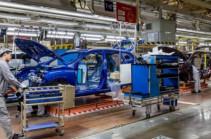 Японские автоконцерны возобновляют производство на заводах в Китае