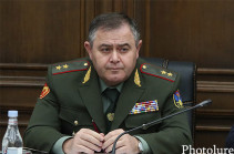 Chief of General Staff of the Armenian Armed Forces not going to resign