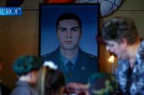 Сегодня исполняется 16 лет со дня убийства армянского офицера Гургена Маргаряна азербайджанским преступником