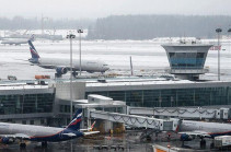 Yerevan couple arrested in Moscow Sheremetyevo airport for stealing $40,000 from Armenian citizen