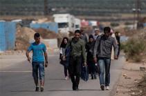 В Сирию за сутки вернулись более 850 беженцев из-за рубежа