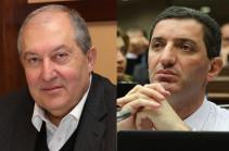 Самыми дорогими командировками за счет госбюджета наслаждался президент Армении – Геворк Петросян