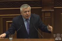 Сергей Багратян: 20 тысяч видов товара – монополизированы, эта ситуация должна быть преодолена