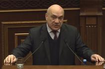 Ашот Меликян: Держать в тайне закупки для первых лиц государства – недостойно постреволюционной Армении