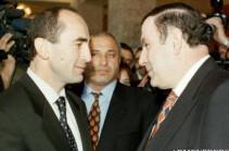 Возбуждено уголовное дело по факту унижения чести и достоинства Тер-Петросяна и Кочаряна в Facebook – СНБ Армении