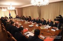 Արցախում կայացել է Հայաստան-Արցախ Անվտանգության խորհուրդների համատեղ նիստը