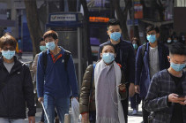 Coronavirus death toll in China up to 2,345