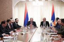 Բանակը բացարձակ և անառարկելի հեղինակություն է. ո՛չ Հայաստանում, ո՛չ Արցախում չի կարող լինել բանակի հետ կապված որևէ քննարկում և որևէ թեմա. ՀՀ վարչապետ