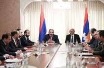 Artsakh and Azerbaijan cannot be in the single political territory: Pashinyan
