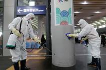 В Южной Корее число зараженных коронавирусом достигло 763 человек