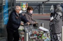 Из-за коронавируса в Италии паника (Видео)