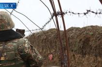 Азербайджан заявил о потере в рядах ВС в результате инцидента на границе с Арменией