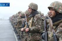 Законопроект об ускоренной службе в армии за 10 млн. драмов будет обсужден в постоянной комиссии по вопросам обороны и безопасности