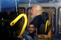 В Британии готовятся рассмотреть заявку США на экстрадицию Ассанжа