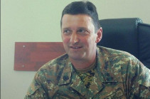 Major-General Jalal Harutyunyan appointed Artsakh Republic defense minister, commander of the Defense Army