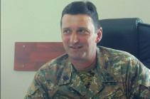 Major-General Jalal Harutyunyan appointed Artsakh Republic defense minister, commander of the Defense Army