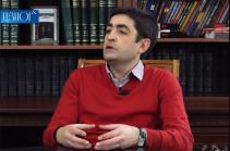Обменяв трех журналистов, мы не двигаемся вперед – Арсен Харатян