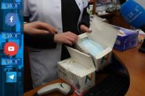 Դեղատներում բժշկական դիմակներ չկան, եղածն էլ վաճառվում է գնից մի քանի անգամ թանկ (Տեսանյութ)