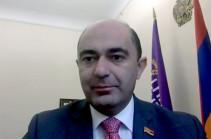 Нет никакой нужды содействовать штабу «Нет», поскольку агитация «Нет» в стране не существует – Эдмон Марукян