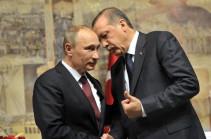 Эрдоган назвал дату встречи с Путиным по Идлибу
