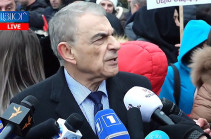 Case against Serzh Sargsyan has political pre-context: Ara Babloyan