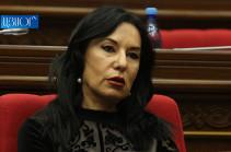 Нам нужны специализированные суды – Наира Зограбян