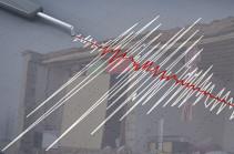На востоке Турции произошло землетрясение магнитудой 5,0