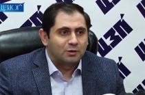 Активная агитация начинается с 2-го марта и продлится до 3-го апреля – Сурен Папикян