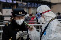 В Китае полиция задержала более 1,5 тыс. человек за продажу поддельных медицинских масок