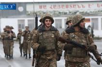 В рамках предотвращения коронавируса в Армении запретили посещения военных частей и отпуск военнослужащих