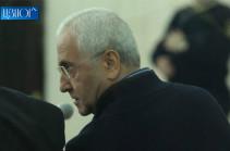 Серго Карапетяна не признает предъявленного обвинения