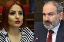 Имейте уважение к оппозиционной деятельности – депутат напомнила премьер-министру о его прошлом