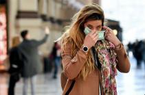 Глава МИД Италии: коронавирусом охвачено лишь 0,05 процента страны