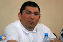 Գագիկ Ծառուկյանի, իմ, Կարապետ Չալյանի և Արսեն Ջուլֆալակյանի միջև իսկապես եղել է հանդիպում. ՀԸՖ-ի նախագահ