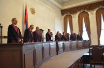 ՍԴ դատավորները չեն դիմել վաղ կենսաթոշակի անցնելու համար. հանրաքվեն կկայանա