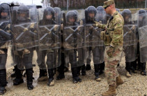 Հայ խաղաղապահները նախապատրաստվում են բազմազգ զորավարժությանը (Լուսանկարներ)