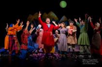 Ռուսական թատրոնի բեմ կբարձրանա Հովհաննես Թումանյանի «Քաջ Նազար»-ը