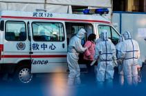 Число погибших от коронавируса в Китае выросло до 2788 человек
