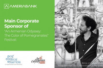 "Ameriabank as a Promoter of Armenian Culture: Launch of ""An Armenian Odyssey: The Color of Pomegranates"" Festival"